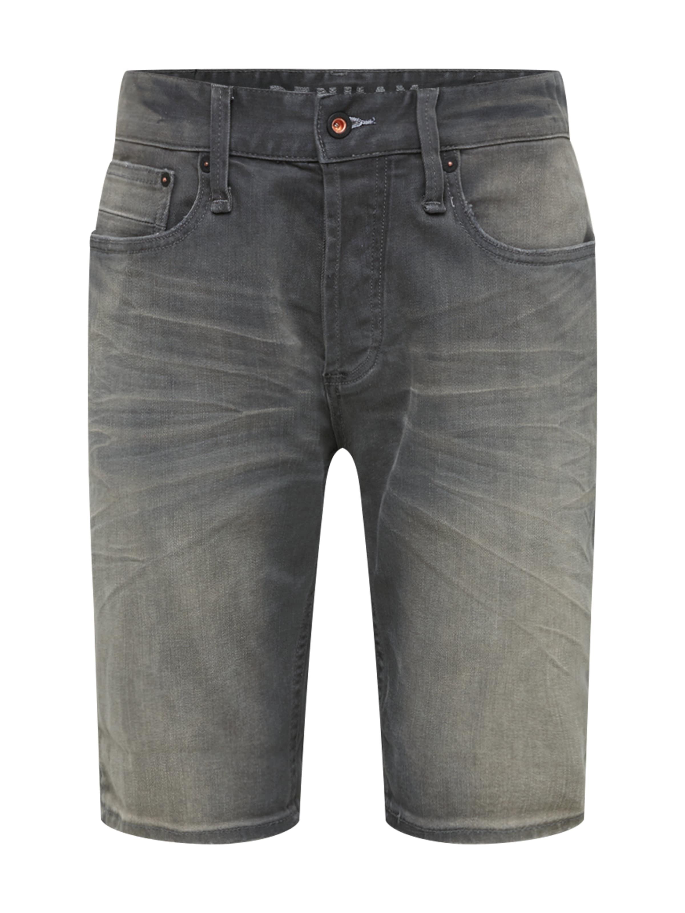 Denham 'razor' In Grey Jeansshorts Denim kXTwPZulOi