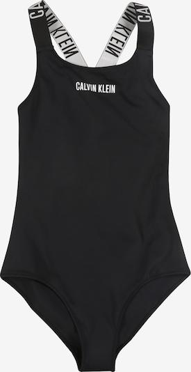 Calvin Klein Swimwear Strój kąpielowy w kolorze czarnym, Podgląd produktu