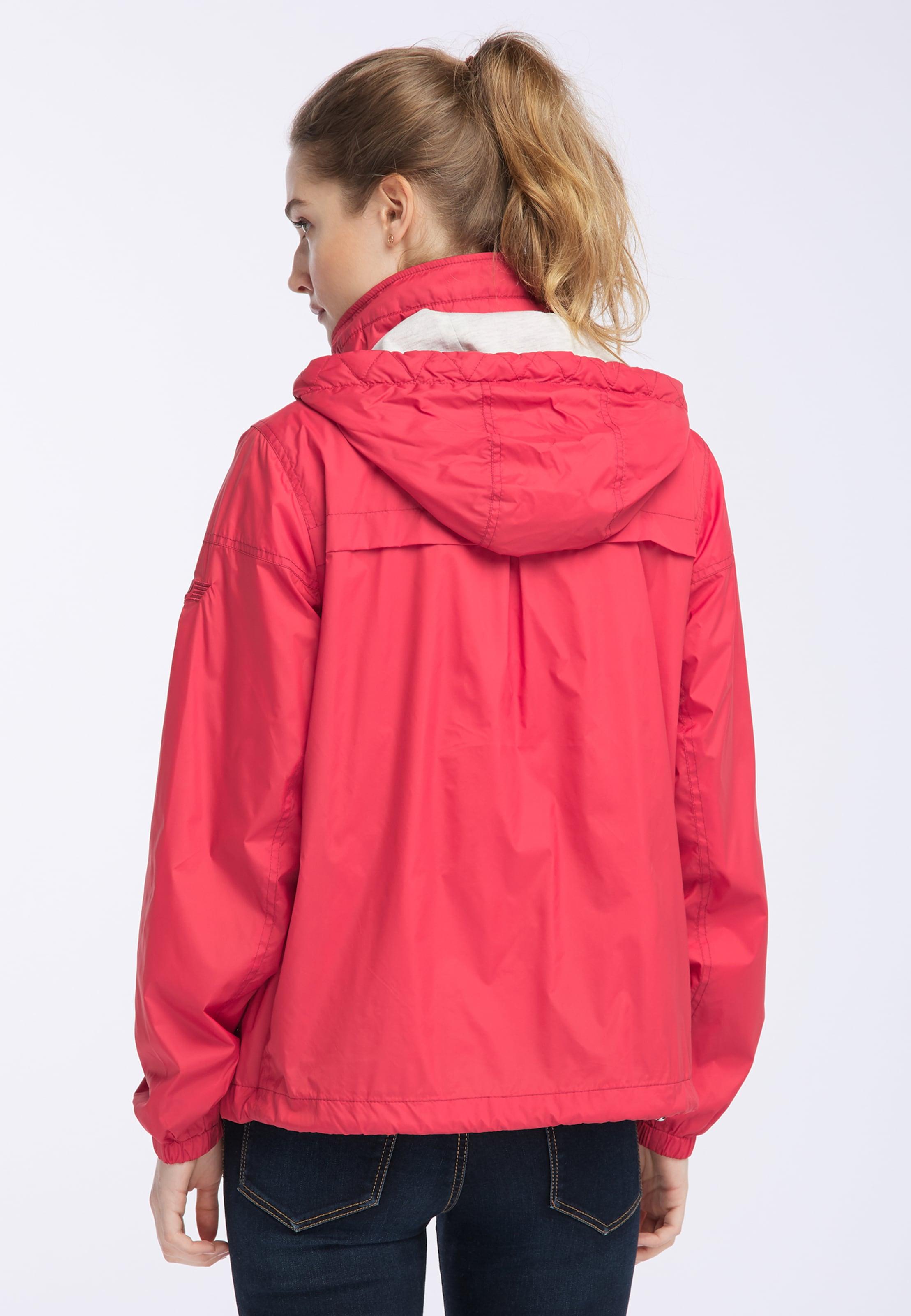 Leichte Damen Dreimaster Rot In Jacke J5K3TF1luc