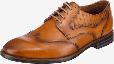 LLOYD Veterschoen in de kleur Bruin, Productweergave