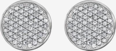 TOMMY HILFIGER Øreringe i sølv / transparent, Produktvisning