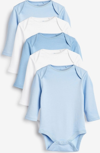 NEXT Body , Organic Cotton in blau, Produktansicht
