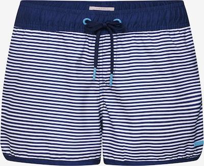 ESPRIT Zwemshorts in de kleur Navy / Lichtblauw, Productweergave