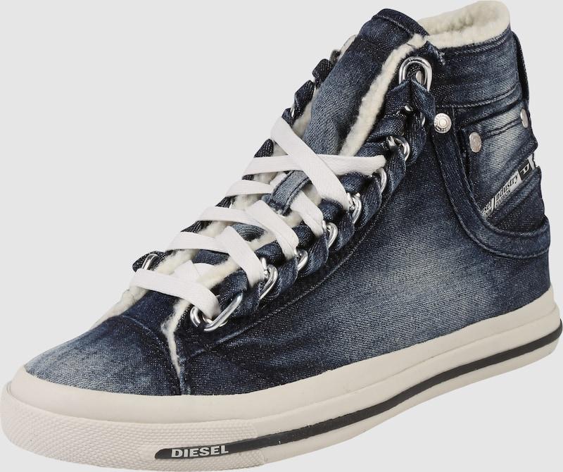DIESEL | Denim-Sneaker 'Magnete'