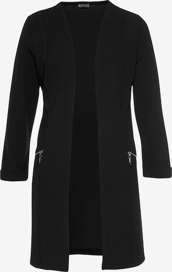 LAURA SCOTT Longblazer in schwarz, Produktansicht