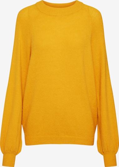 Moves Sweter 'Savea 0562' w kolorze żółtym, Podgląd produktu