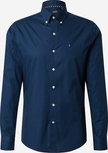 IZOD Overhemd in de kleur Navy, Productweergave