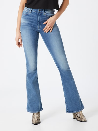 G-Star RAW Jeans in blue denim: Frontalansicht