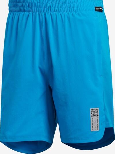 ADIDAS PERFORMANCE Sporthose in blau, Produktansicht