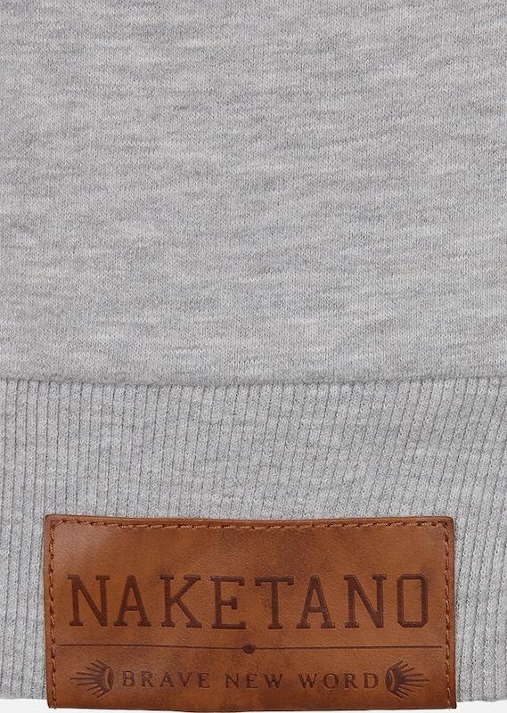 naketano Sweatshirt 'Schniedeldance'