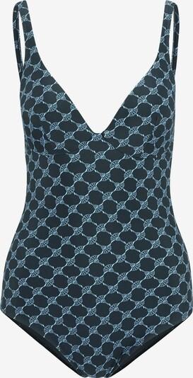 JOOP! Badpak ' Ponza ' in de kleur Blauw, Productweergave