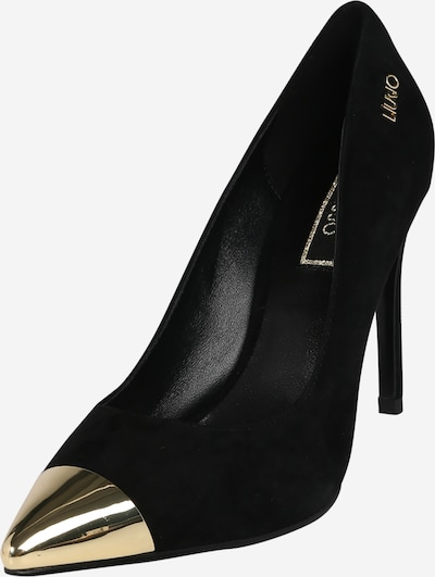 Liu Jo Pumps in gold / schwarz, Produktansicht
