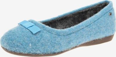 ROMIKA Hausschuhe in hellblau, Produktansicht