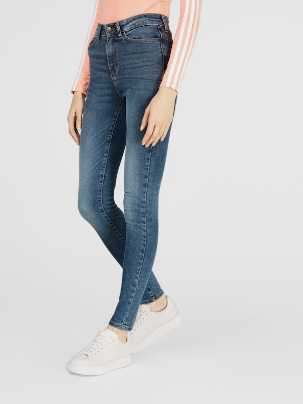 Noisy may 'Lexi' HW Skinny Fit Jeans
