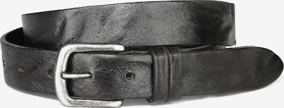 Maze Gürtel 'MG18-01' in schwarz, Produktansicht