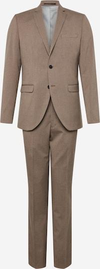 Costum 'SLHSLIM-MYLOLOGAN LT. SAND SUIT B EX' SELECTED HOMME pe nisip, Vizualizare produs