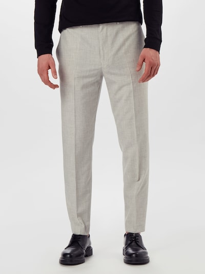 BURTON MENSWEAR LONDON Hose in grau, Modelansicht