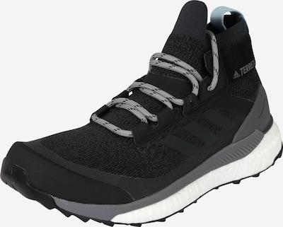 ADIDAS PERFORMANCE Boots 'Terrex Free Hiker' en gris basalte, Vue avec produit