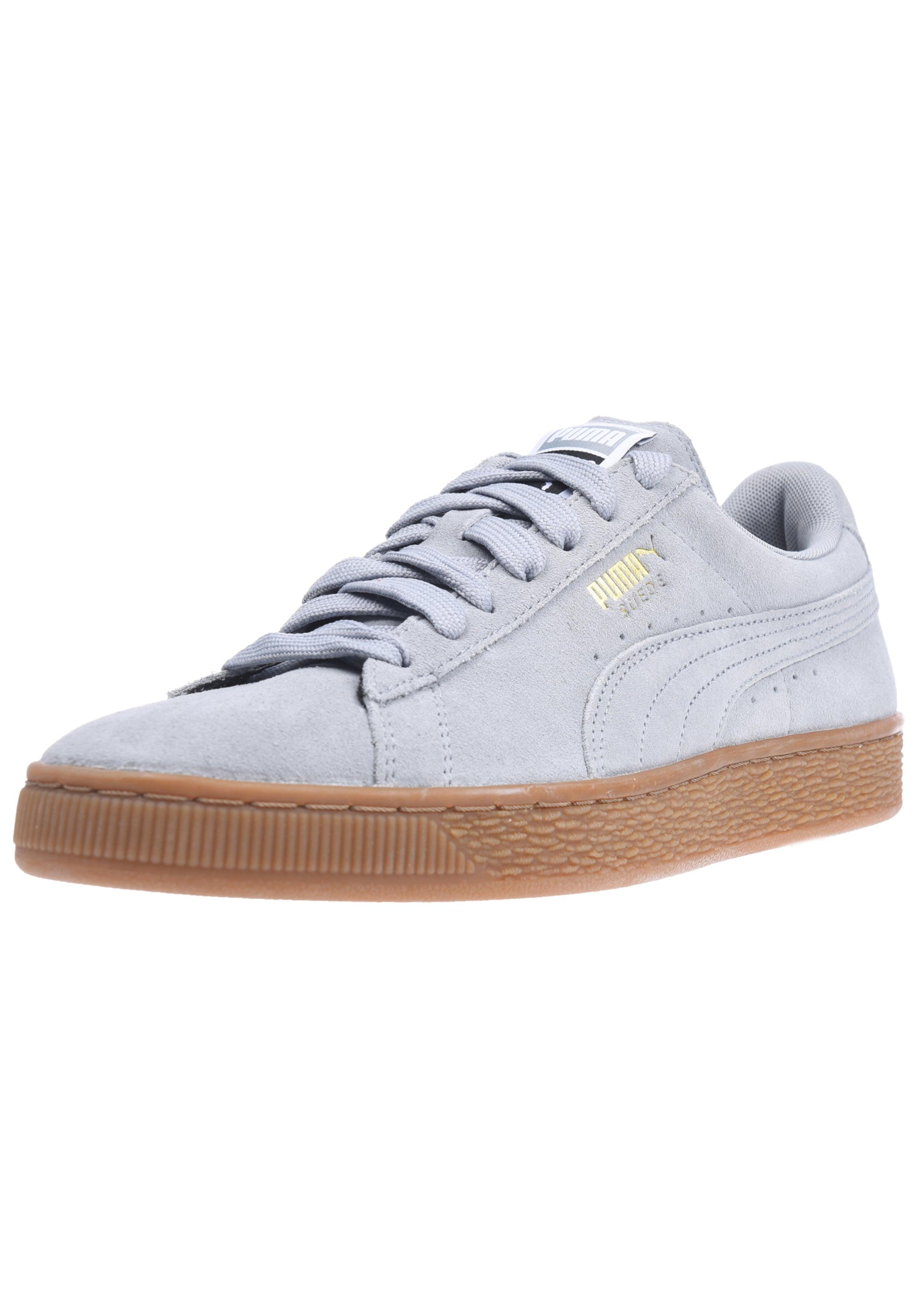 PUMA Suede Classic Gum Sneaker Hohe Qualität