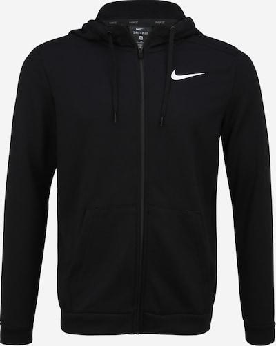 NIKE Sportsweatvest in de kleur Zwart, Productweergave