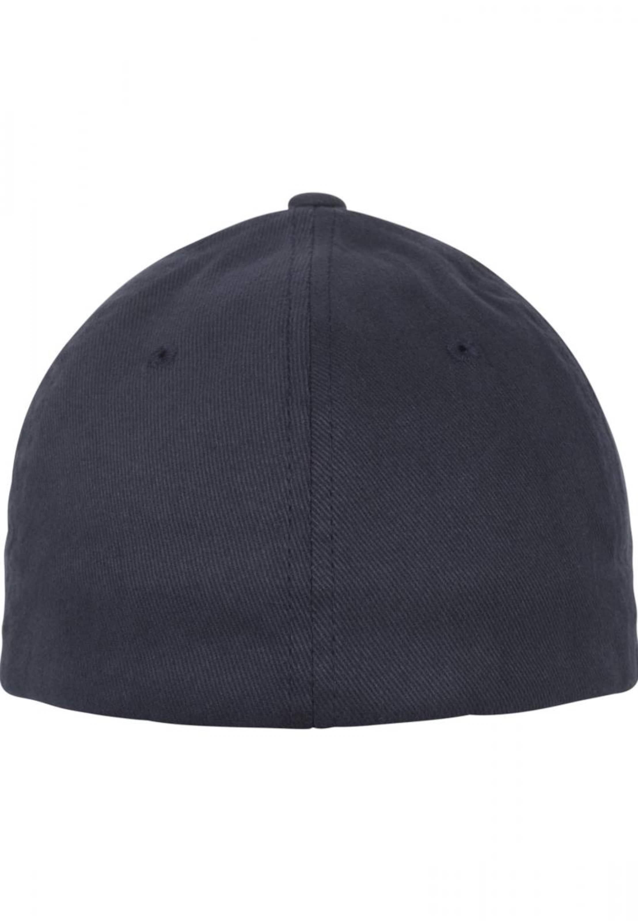 Twill' In 'brushed Cap Flexfit Navy thQCsrdx