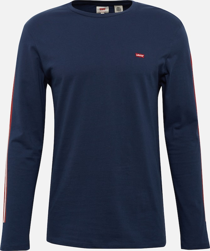 Levi's 'lsreissuetee' En T shirt Bleu shtQrdxC