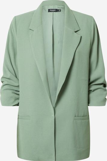 SOAKED IN LUXURY Blazers 'Shirley' in de kleur Groen, Productweergave