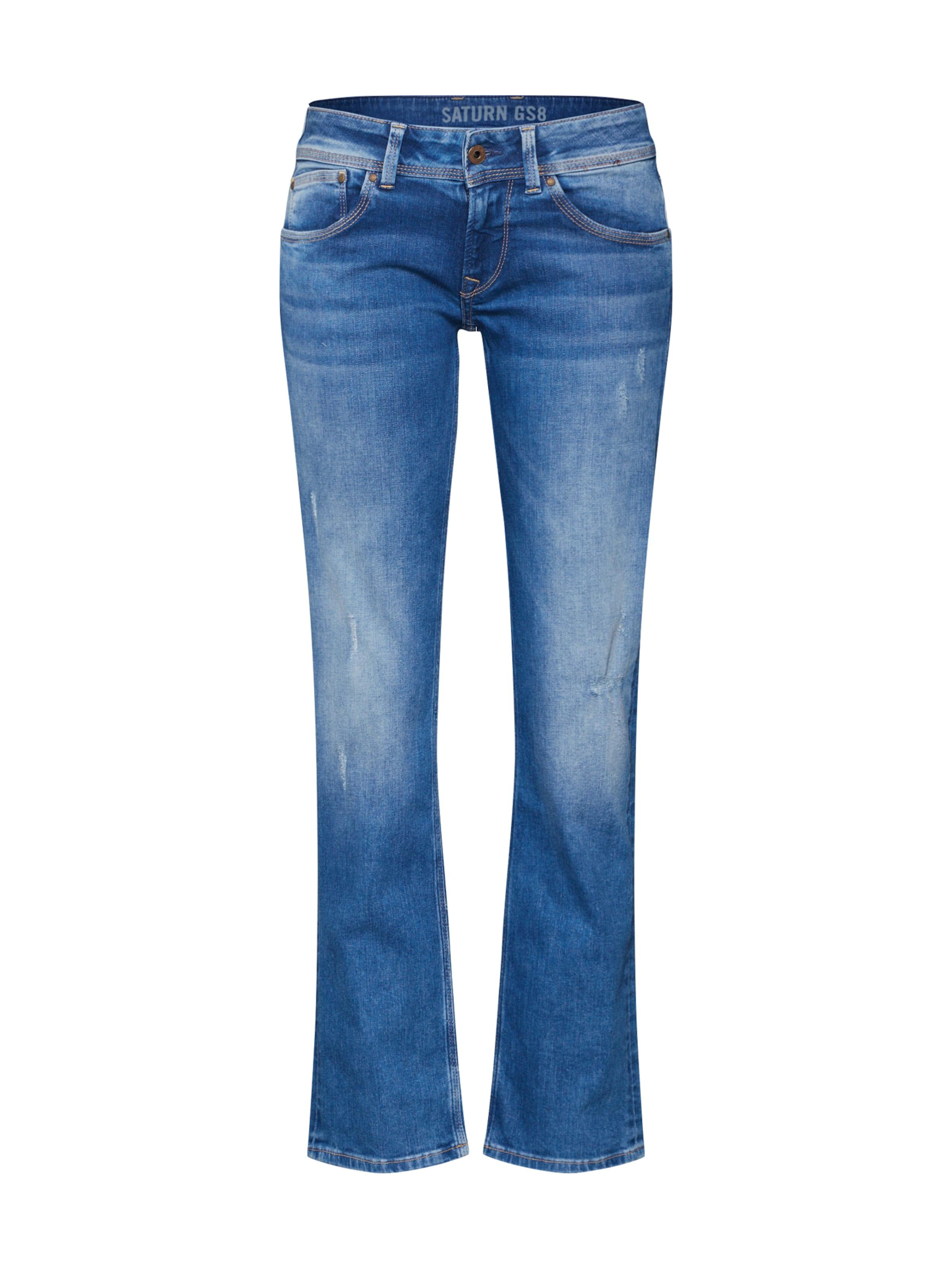 Denim Pepe 'saturn' Jeans In Blue tQrdxBsohC