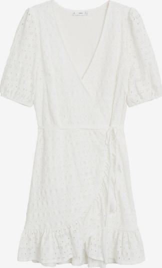 MANGO Šaty - bílý melír, Produkt