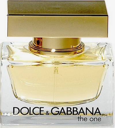 DOLCE & GABBANA 'The One', Eau de Parfum in gold, Produktansicht