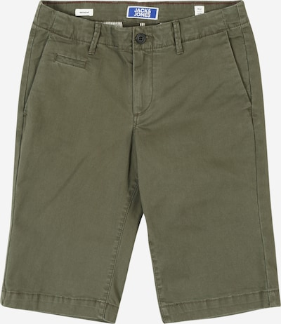 Jack & Jones Junior Shorts in khaki, Produktansicht