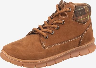 RICOSTA Sneakers 'Taro' in Light brown / Dark brown / Yellow, Item view