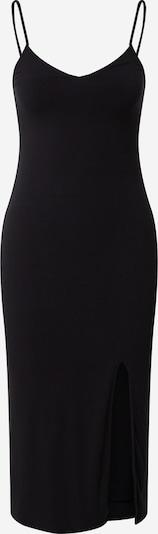 Abercrombie & Fitch Robe en noir, Vue avec produit