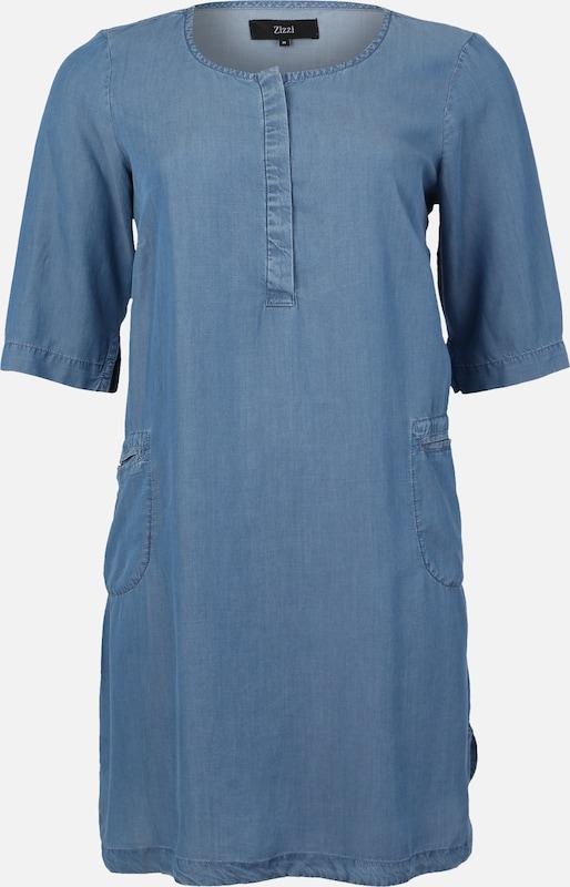 'jemily' Robe Denim En Bleu Zizzi txshdCQr