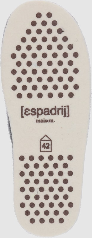 espadrij l´originale l´originale l´originale Hausschuh 'CHALET CHAUSSON' 488a38