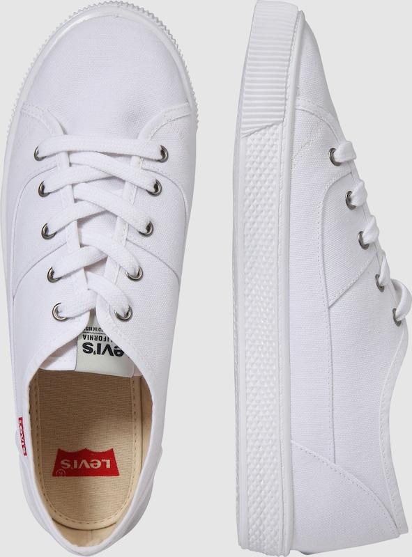 Haltbare Mode billige Schuhe Schuhe LEVI'S | Canvas-Sneaker 'Malibu' Schuhe Schuhe Gut getragene Schuhe 3f3c75