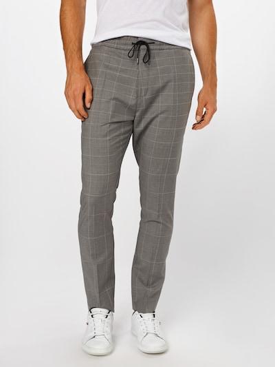 HUGO Pantalon 'Zennet' en gris: Vue de face