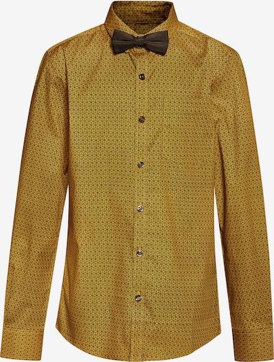 WE Fashion Langarmshirt in gelb, Produktansicht