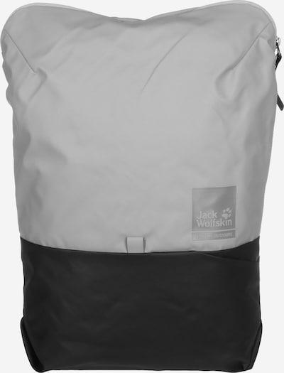 JACK WOLFSKIN Daypack 'Rucksack 365 Onthemove 24' in grau / schwarz: Frontalansicht