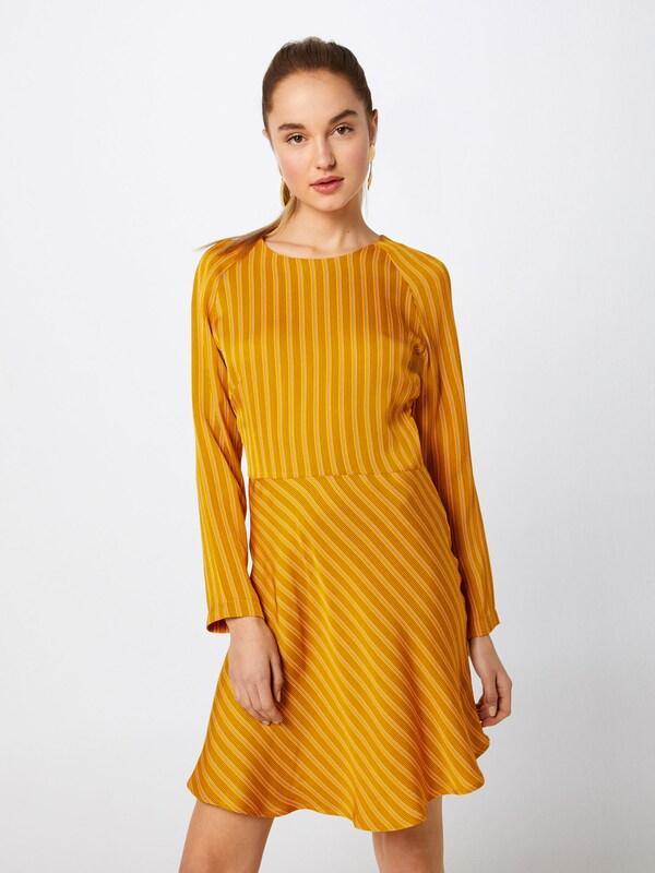 Samsoe Samsoe Kleid in gelb | ABOUT YOU