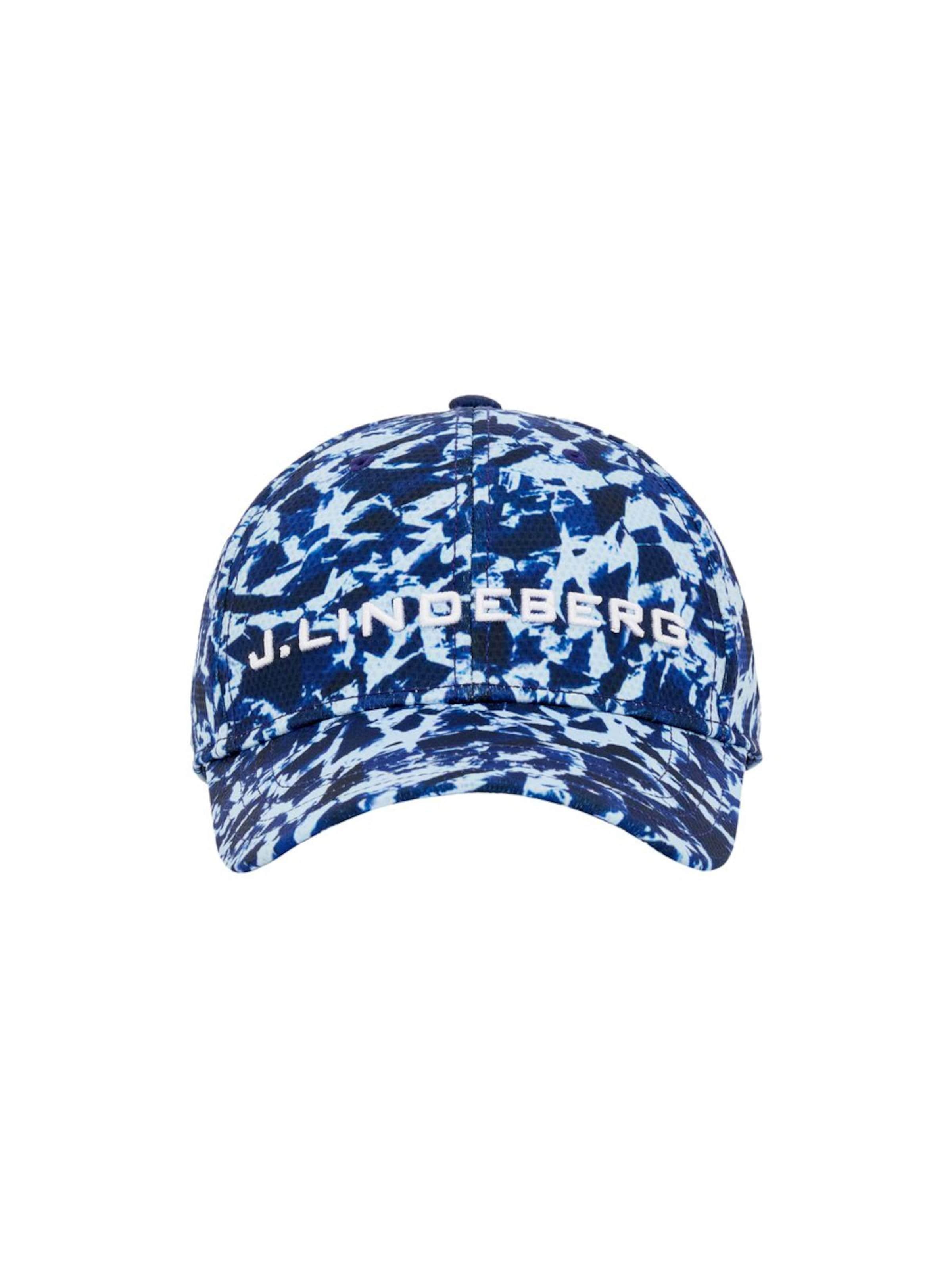 Cap lindeberg Blau J 'sue' In qUzSMVpG