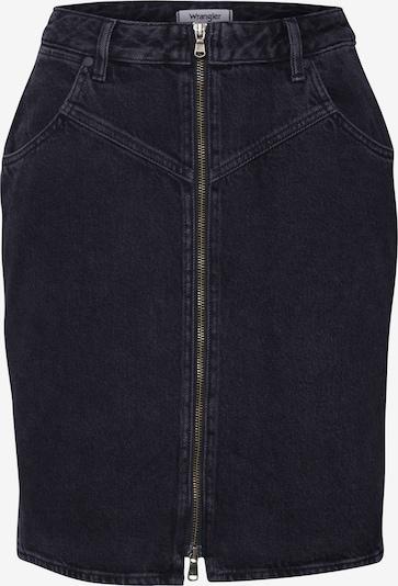 WRANGLER Jeansrock in schwarz, Produktansicht