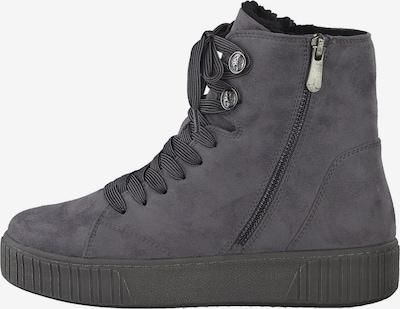 MARCO TOZZI Sneaker in dunkelgrau, Produktansicht