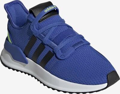 ADIDAS ORIGINALS Schuhe ' U Path Run J W ' in blau, Produktansicht
