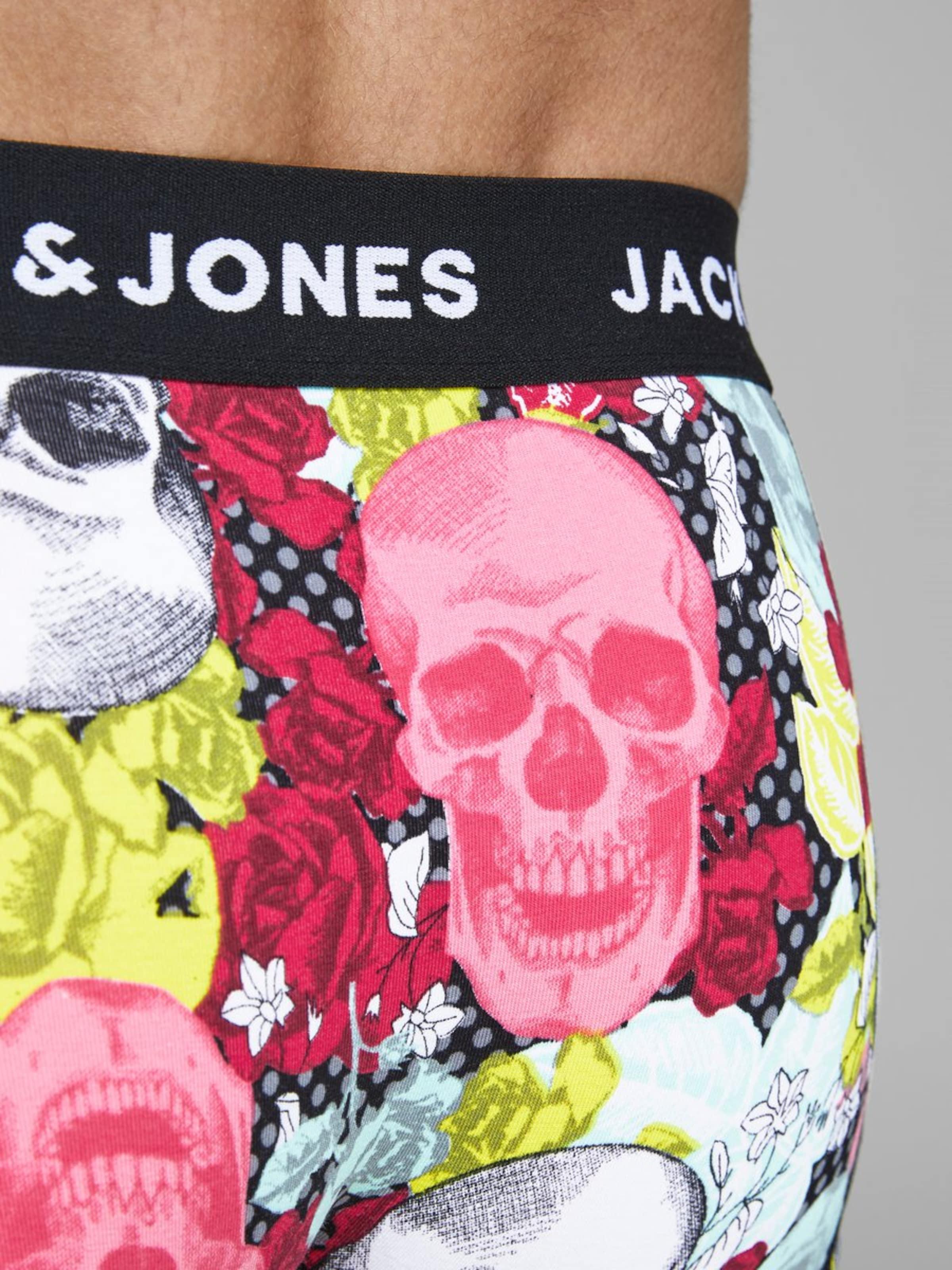 Schwarz Jackamp; Jones Skulls' 'jacleft Boxershorts In hdQtsCrxB