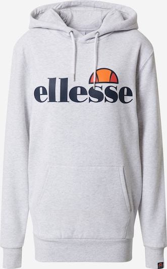 ELLESSE Sweatshirt 'Torices' in de kleur Wit, Productweergave