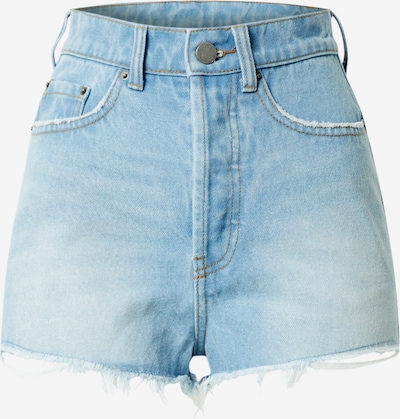 LeGer by Lena Gercke Shorts 'Aylin' in blue denim, Produktansicht