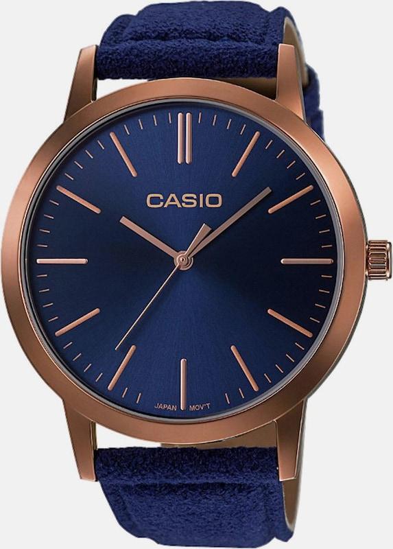 CASIO Collection Quarzuhr 'LTP-E118RL-2AEF'
