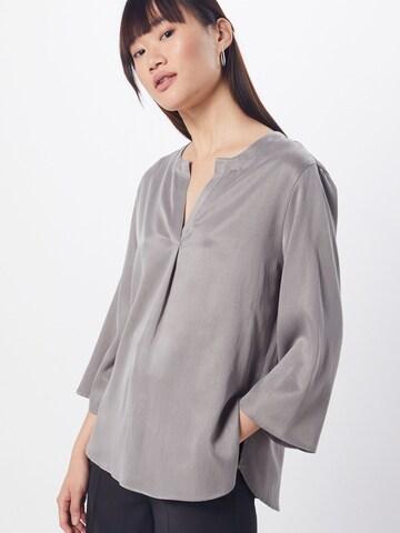 DRYKORN Blouse 'FLORENIA' in Grey