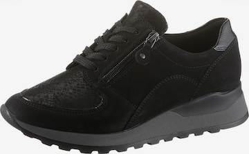 WALDLÄUFER Sneakers 'Hiroko' in Black